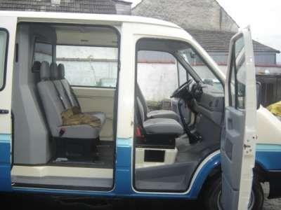 volkswagen lt, microbuz/ van 1