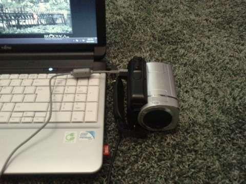 vand, camera, video, sony, dcr- sr35 1