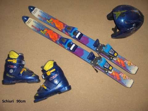 ski set complet pentru copii 4