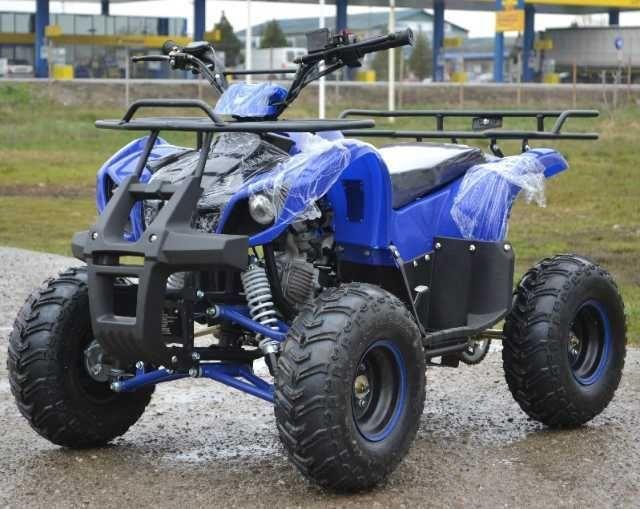atv ege of toronto 125cc, 3g7 tractiune 4w2 2