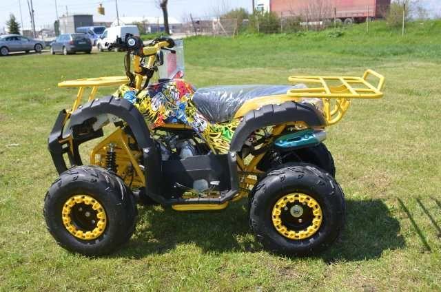 ! promotie ! atv kxd motors raptor full led m8, 2021, semi- automat 2