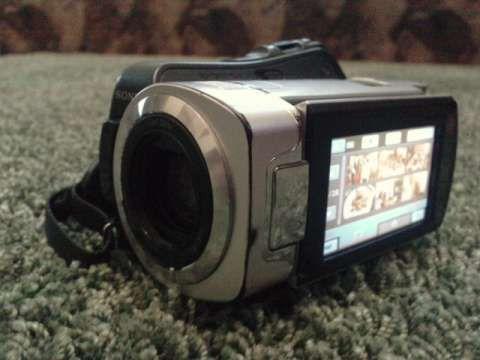 vand, camera, video, sony, dcr- sr35 9