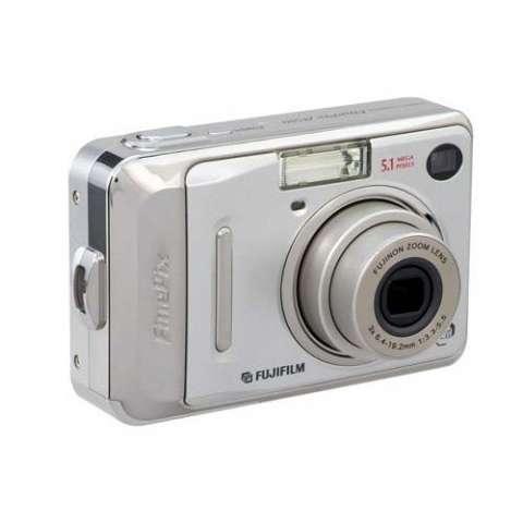 aparat foto digital fujifilm finepix a500, 5. 1mp 4