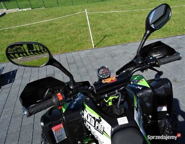 produs nou: atv  nitro quad warrior 125cc new germany 2020! ! 5