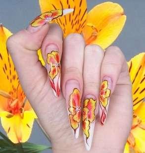 modele pe unghii, design unghii, cursuri unghii cluj 2