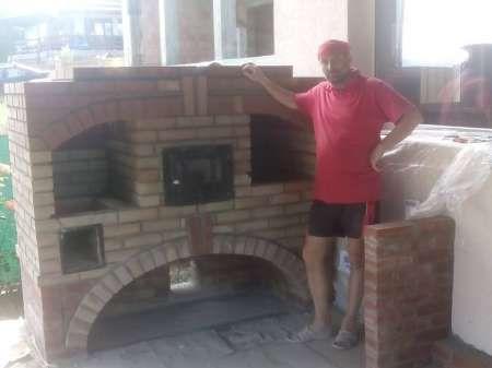 cuptoare de pizza si paine , gratare 5