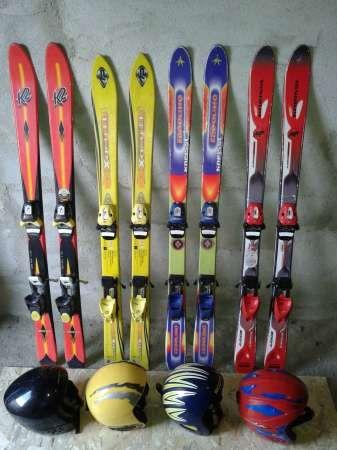 ski set complet pentru copii 8
