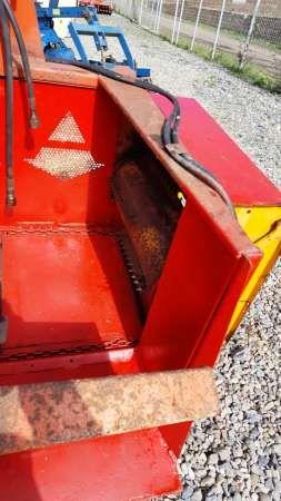 descarcator de siloz kuhn 3