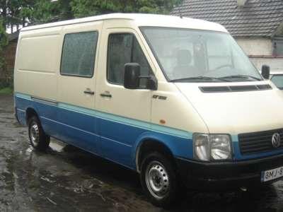 volkswagen lt, microbuz/ van 2