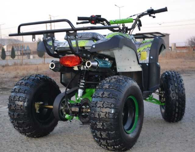 atv 125cc grizzly graffity deluxe automat 2