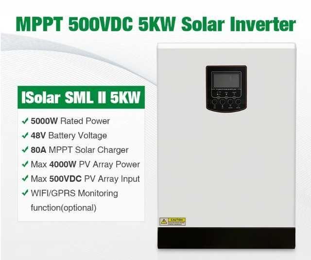 invertor solar automat mppt ( 1